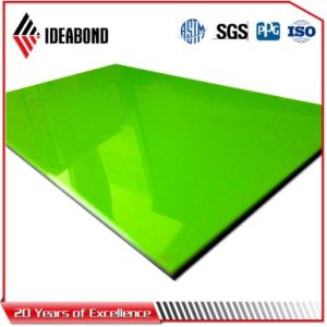 Manufacturing Factory Foshan Aluminium High Gloss Sheet with Best Price pictures & photos