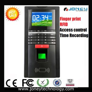 2.4 Inch TFT Screen Biometric Fingerprint RFID Access Control Time Attendance pictures & photos