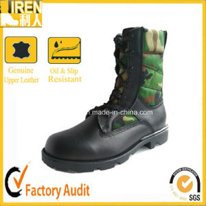 China Best Supplier for Europe Mil Shoes Training Boots pictures & photos