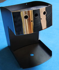 Mirror Finish Stainless Enclosure for Coffee Machine pictures & photos