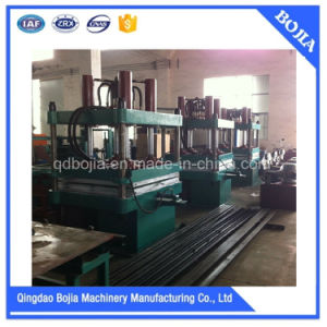 Rubber Tile Vulcanizing Press with 4 Cavities pictures & photos