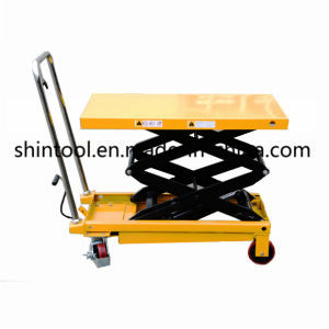 Small Scissor Lift Table SPA Series pictures & photos