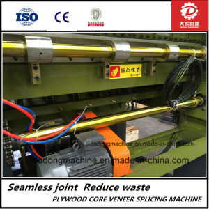 Woodworking Machine for Jointing Venner Felt Board Machinery pictures & photos