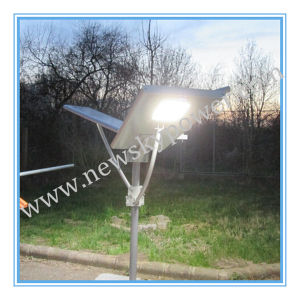 60W Solar Panel Integrated All in One LED Solar Street Light for Park pictures & photos