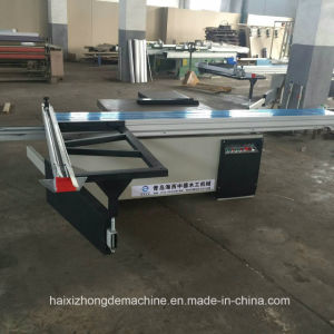 Wood Cutting Machine Double Blade Sliding Table Saw