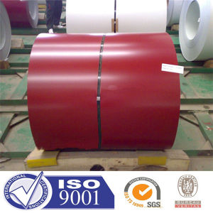 Dx51d Color Coated Galvanized Steel Coils PPGI