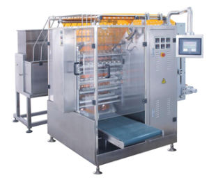 Multi-Lanes Four Side Seal Paste Packaging Machine pictures & photos