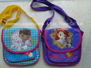 Children Cartoon Single Shoulder Bag for Little Girl (201408262)