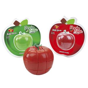 En71 Approval Apple Style Education Toys Plastic Magic Cube (10186291) pictures & photos