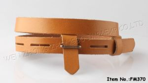 2016 New Fashion Genuine Leather Belt (FM370) pictures & photos