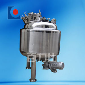 Stainless Steel Sanitary Magnetic Mixing Tank pictures & photos