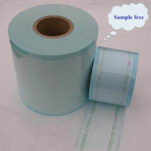Disposable Sterilization Flat Tyvek Paper Reel/Tyvek Flat Roll pictures & photos