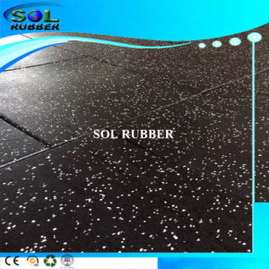 High Density Premium Quality Gym Rubber Mat pictures & photos