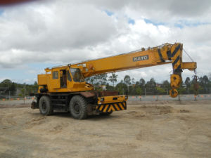 Used Kato Kr-25h Rough Crane