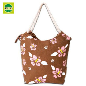 Fashion Canvas Shopping Bag (Fly-Fb00008) pictures & photos