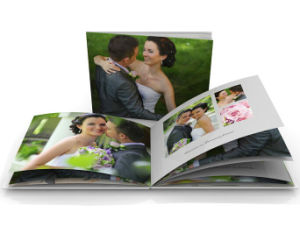 Personalized Printing Wedding Picture Album pictures & photos