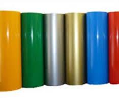 PVC Color Cutting Vinyl Sticker.