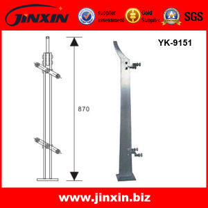 Stainless Steel Staircase Column/Balustrade (YK-9151)