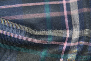 Yarn Dyed T/R Fabric, Big Plaid Fabric, 65%Polyester 32%Rayon 3%Spandex, 235GSM pictures & photos
