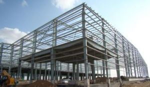 Factory Supply Fast Build Sandwich Panel Steel Structure Building pictures & photos