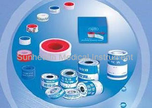 Surgical Adhesive Dressing Medical Zinc Oxide Plaster pictures & photos