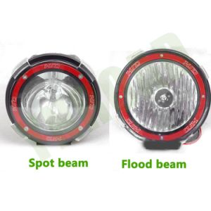 7inch 35W 55W 75W Round Spot Flood HID Work Driving Light pictures & photos