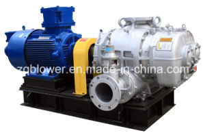 Mvr System Steam Vapor Roots Vacuum Pump Rrg-400nwz pictures & photos
