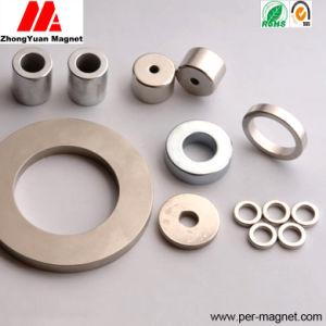 N35eh N38eh N30ah N33ah Permanent Ring NdFeB Neodymium Magnet