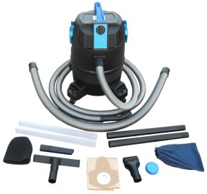 310-35L 1200-1500W Plastic Tank Wet Dry Water Dust Vacuum Cleaner Pond Cleaner with or Without Socket pictures & photos