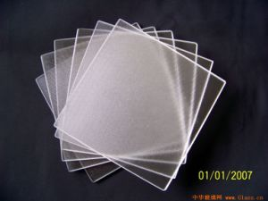 Solar Glass with CE & SPF Certificate
