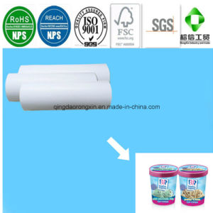 Single Side PE Coated Baskin Robbins Ice Cream Cup Paper pictures & photos