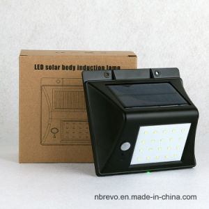 20 LED Multi-Function Solar Wireless Motion Sensor Security Light (RS2019) pictures & photos