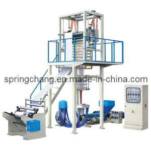 PE High & Low-Pressure Blowing Film Machine (SJ-A) pictures & photos