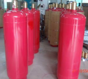 Zmt-100L Tank Hfc-227ea (FM-200) Fire Suppression Cylinder pictures & photos
