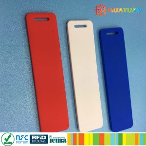 Washable UHF RFID Silicone Laundry Tags for Hospital Uniforms pictures & photos