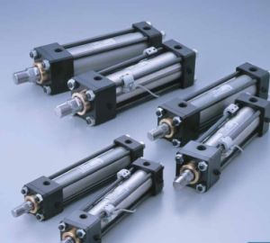 Steel Boby Auto Parts Standard Hydraulic Cylinders pictures & photos