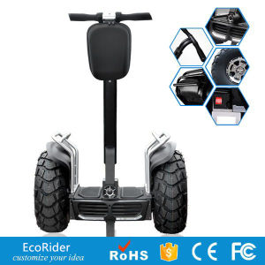 "4000 W 72V Brushless 2 Wheel Electric Scooter with 21"" Wheel E8 pictures & photos"