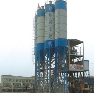 Belt Convey Type Concrete Mixing Plant (HZS90) pictures & photos