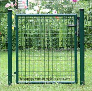 Dark Green Home & Garden Single Gate, Double Gate pictures & photos