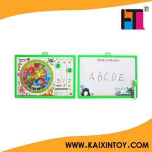 Promotion Gift Toy Big Kids Magnetic Writing Board with Dart Board Target pictures & photos