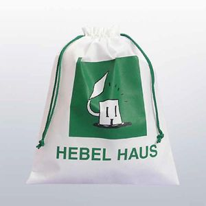 Greeen Patton Nonwoven Shopping Bags
