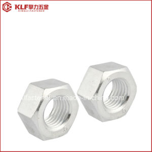 Heavy Hex Nuts (A194 DIN934 H=D) pictures & photos
