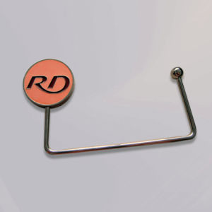 Promotional Gifts Purse Hanger with Custom Logo pictures & photos