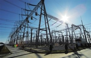 Power Transmission and Distribution Substaion Structure pictures & photos