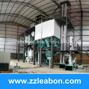 Cheap 1000 Kg/H Small Poultry Feed Pellet Making Line pictures & photos