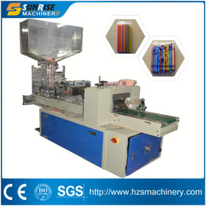 with Hanger Hole Straw Packing Machine pictures & photos