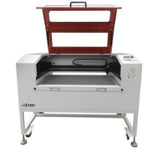 CO2 Single Head Plastic Rubber PVC Engraving / Cutting Machine (WZ8060)