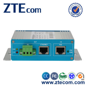 10/100/1000Mbps Single Port High Power POE Splitter 60W with CE