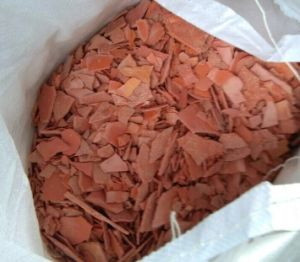 Sodium Sulphide Maufacturer CAS 1313-82-2 Red Flakes pictures & photos