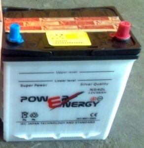 N36 12V36ah Dry Charge Lead Acid Car Battery pictures & photos